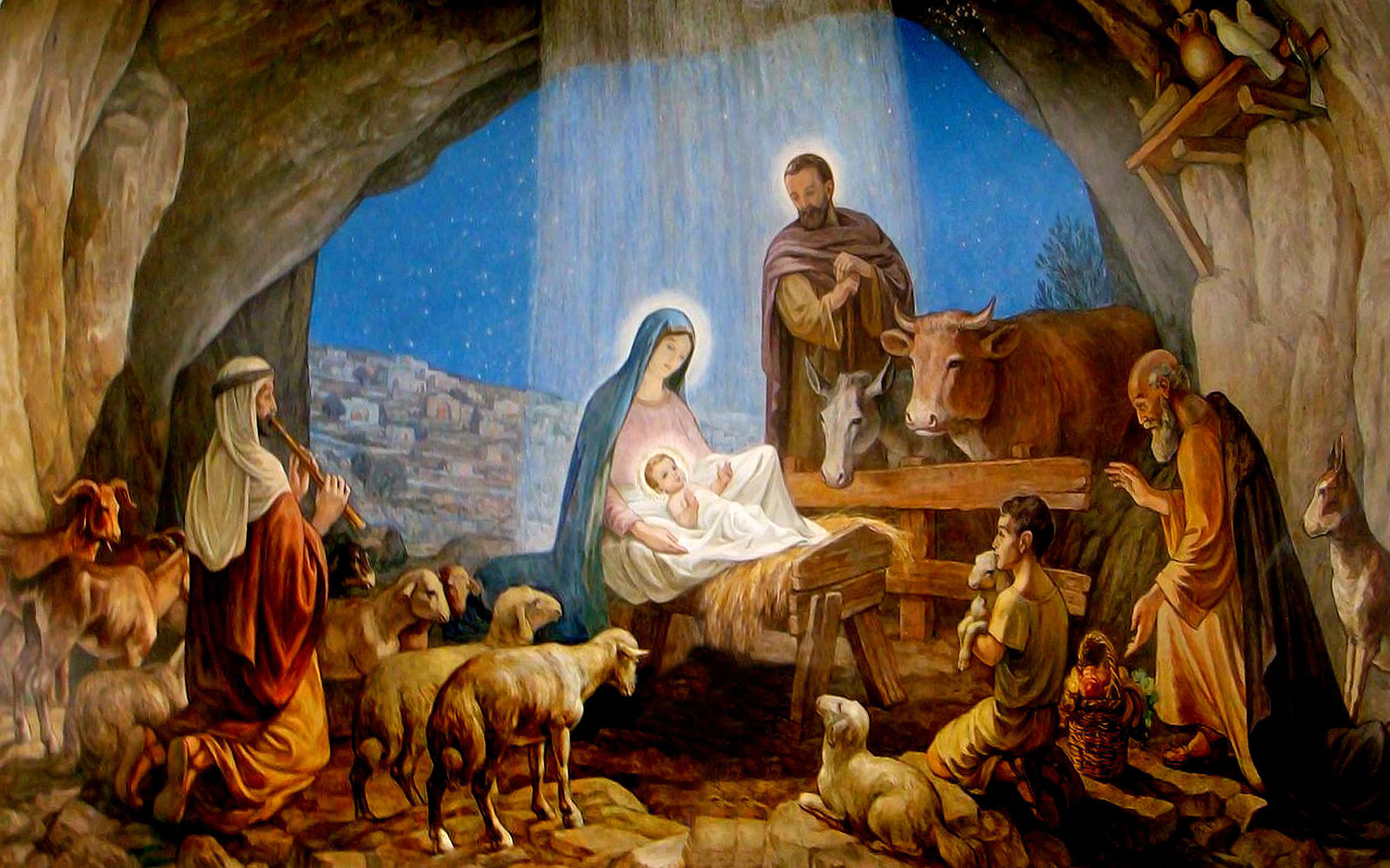 Mary, the God-Bearer