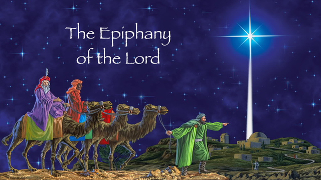 The Ephiphany of our Lord